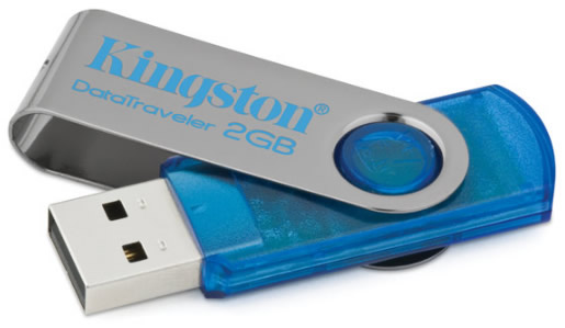 Kingston DT 108 4 GB Azul