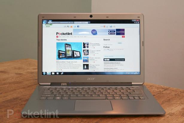 Pantalla 13 Pulgadas - Acer S3 UltraBook Aspire