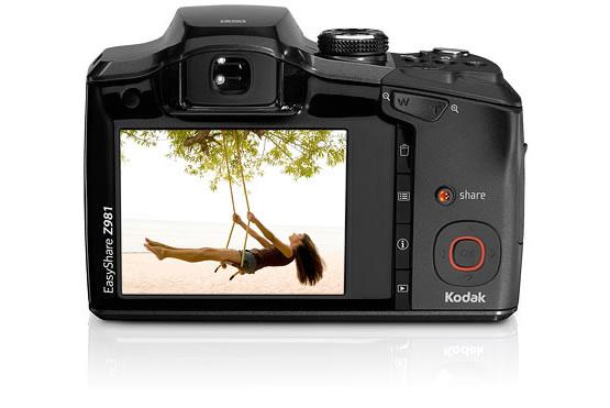 Pantalla 3 Pulgadas - Kodak EasyShare Z981