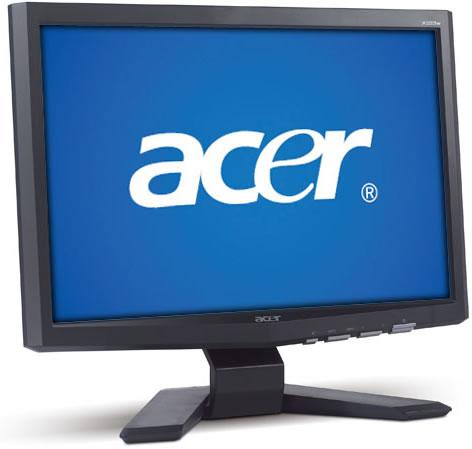 1366 x 768 Pixeles - Acer LCD 15.6 Pulgadas