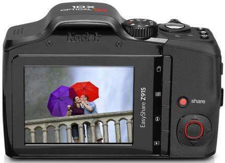 Pantalla LCD - Kodak EasyShare Z915