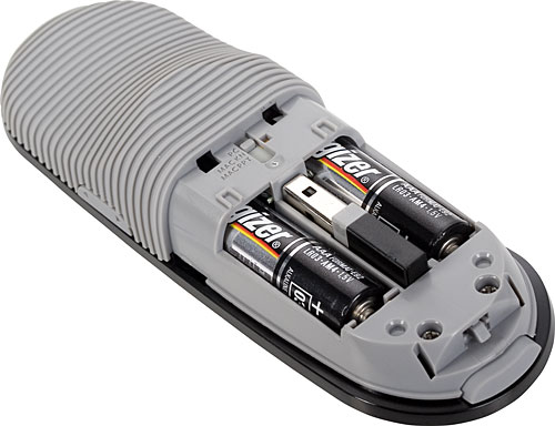 Pilas Incluídas - Targus AMP09US Apuntador + Mouse Inalámbrico