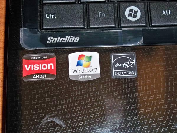 Procesador AMD -   Toshiba L645D SP4015L Usado