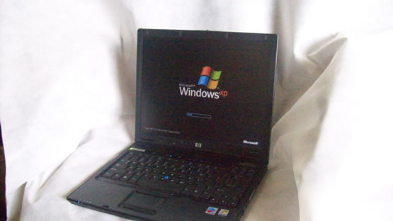 Windows XP - Compaq NC 6230