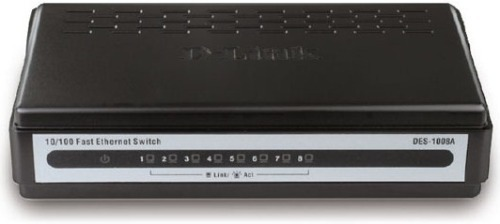 Switch Marca DLink