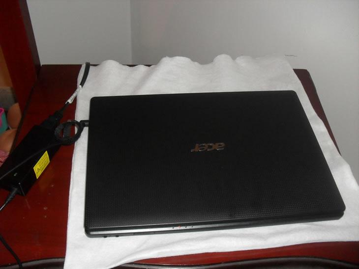 Tapa Antirayones - Acer Aspire 4252 - V903