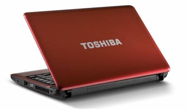 Tapa Pantalla - Toshiba L635 S3104 Rojo