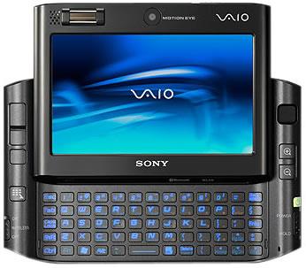 Teclado Desplegado - Sony Vaio UX280FN