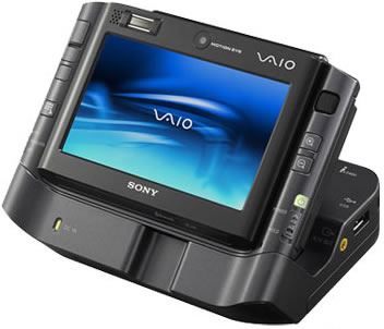 Teclado sin Desplegar - Sony Vaio UX280FN
