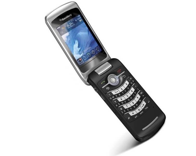 Teléfono Blackberry Pearl Flip 8220 Nuevo