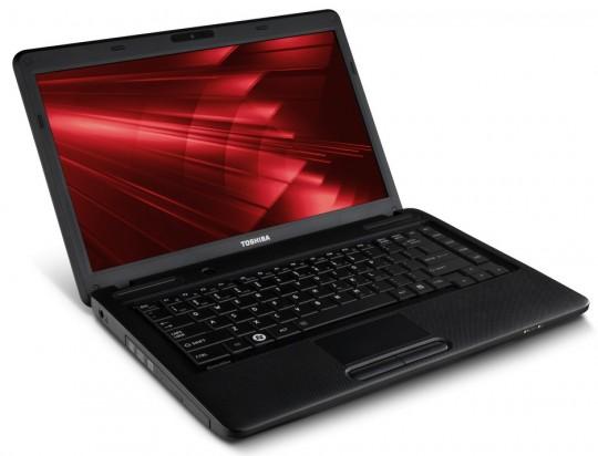 Vista Frontal - Toshiba C845 SP4201L