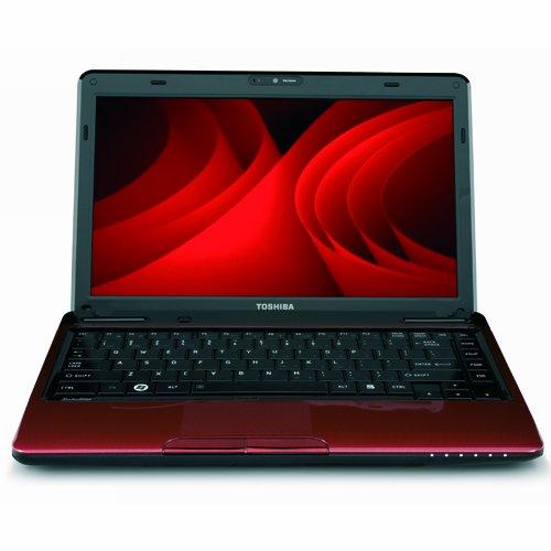 Portátil Marca Toshiba - Toshiba L635 S3104 Rojo