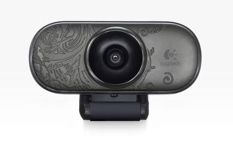 Vista Frontal - Logitech C210