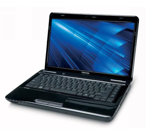 Vista Frontal Derecha - Toshiba L845 SP 4210W