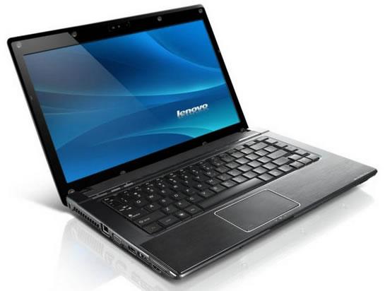 Vista Frontal - IBM Lenovo G470
