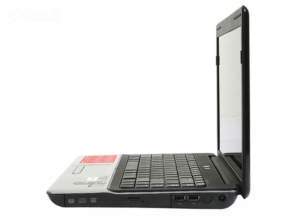 Vista Perfil - Compaq CQ43- 402LA