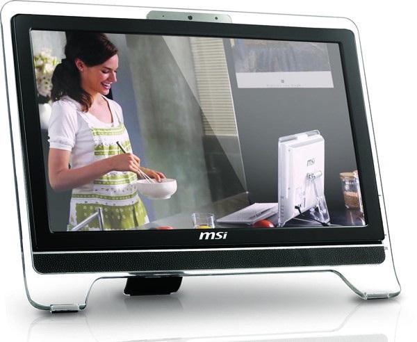 Vista Perfil - MSI AE2010