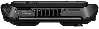 Vista Posterior - Sony Vaio UX280FN