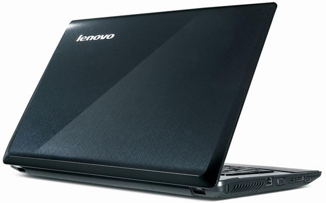 Vista Posterior - IBM Lenovo G470