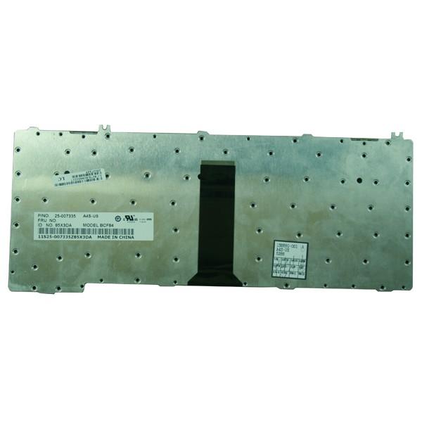 teclado atras thinkpad 3000,c100,c200,f41 - IBM Lenovo Teclado Thinkpad 3000,c100,c200,F41,
